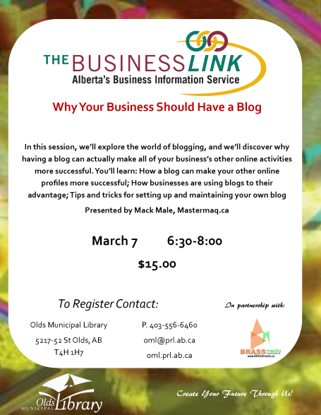 Business Link Blog