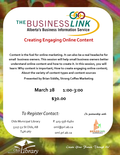 Business Link Online Content