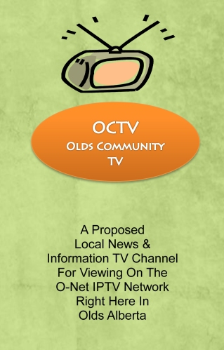 Olds Community TV www.octv.ca