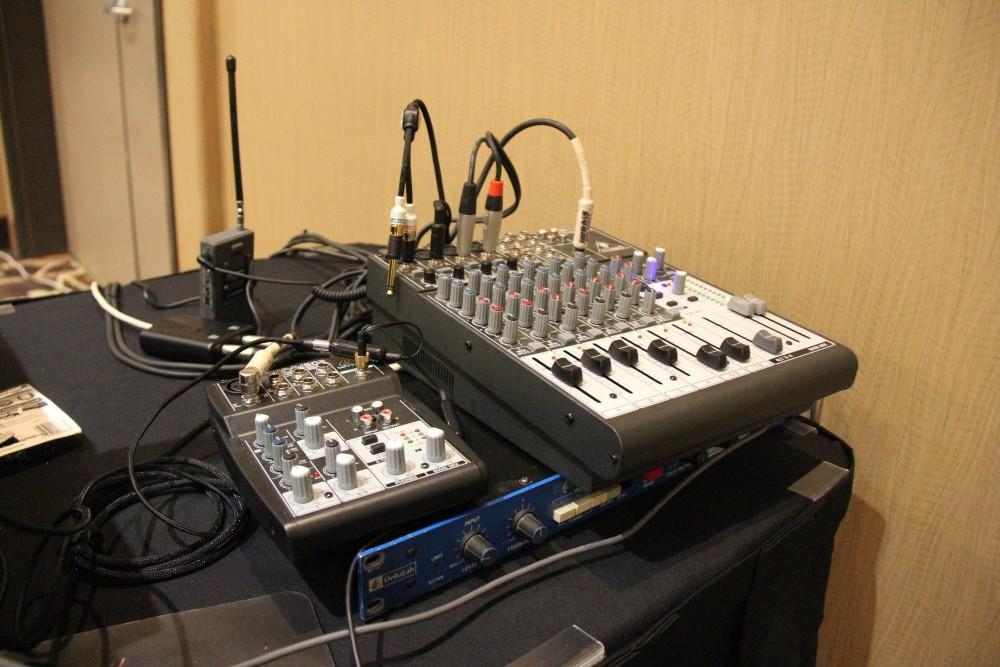audio setuo