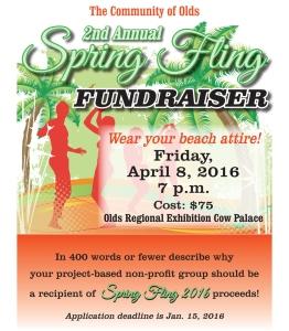 Spring Fling Poster2 2016